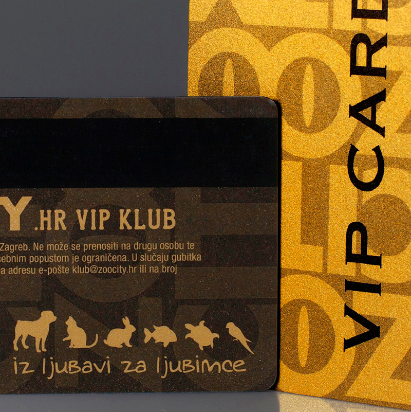 Zoo City Vip Card